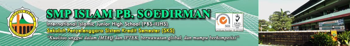 International Islamic Junior High School (PBS-IIJHS)